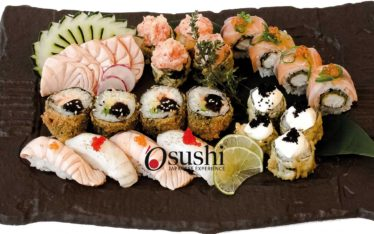 Cucina Fusion Giapponese, i set del ristorante Osushi