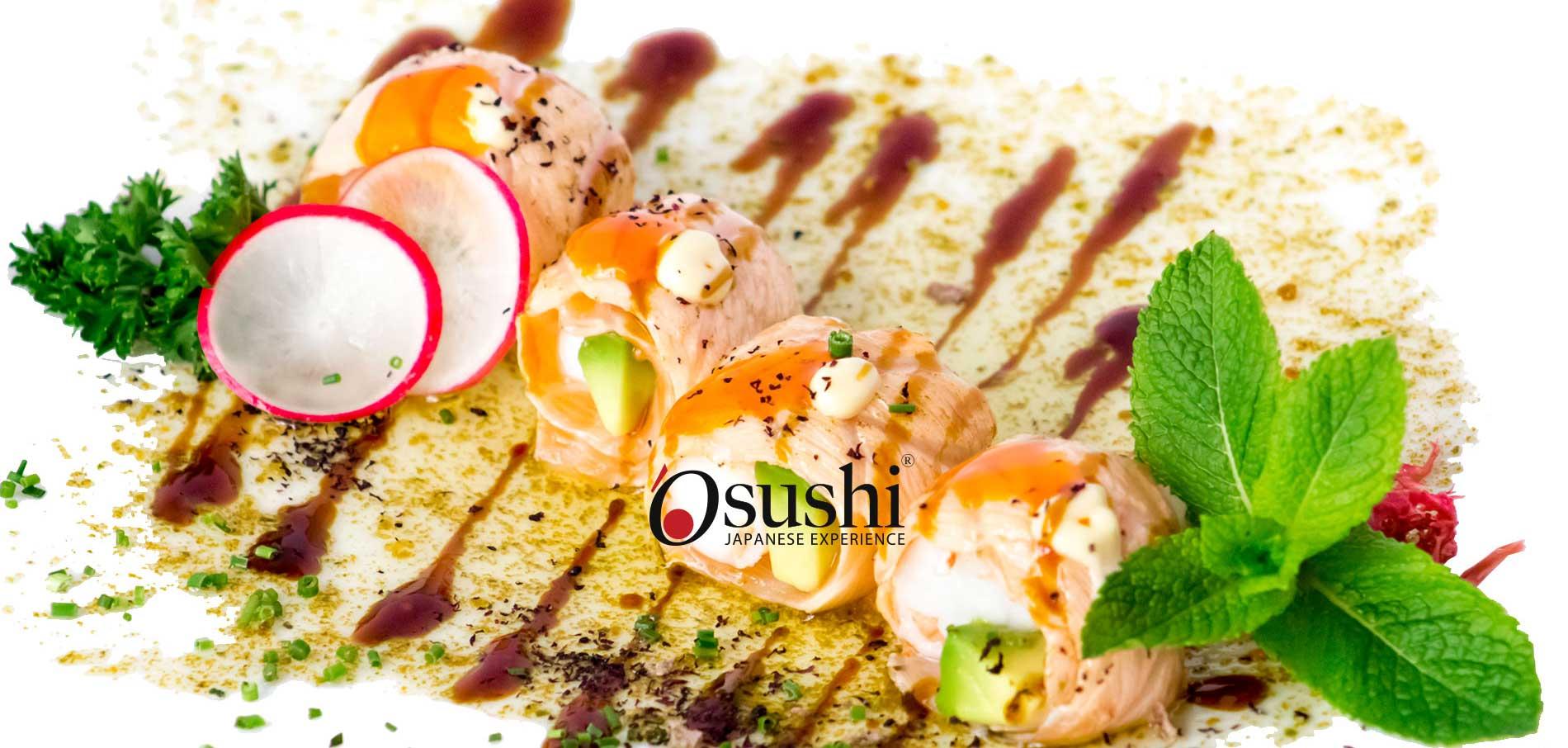 Specialità cucina giapponese a napoli del ristorante Osushi