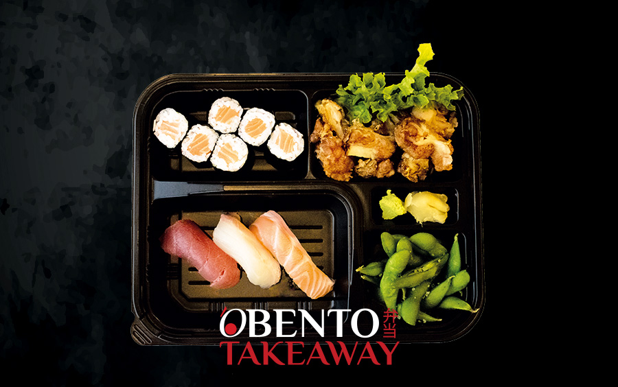 bento takeaway, la grande novità del ristorante giapponese 'Osushi