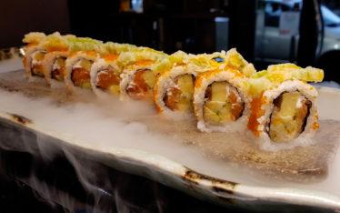Il nuovo sushi speciale del ristorante Osushi