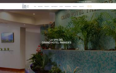 SPA Lite Life del grand hotel Parker's di Napoli