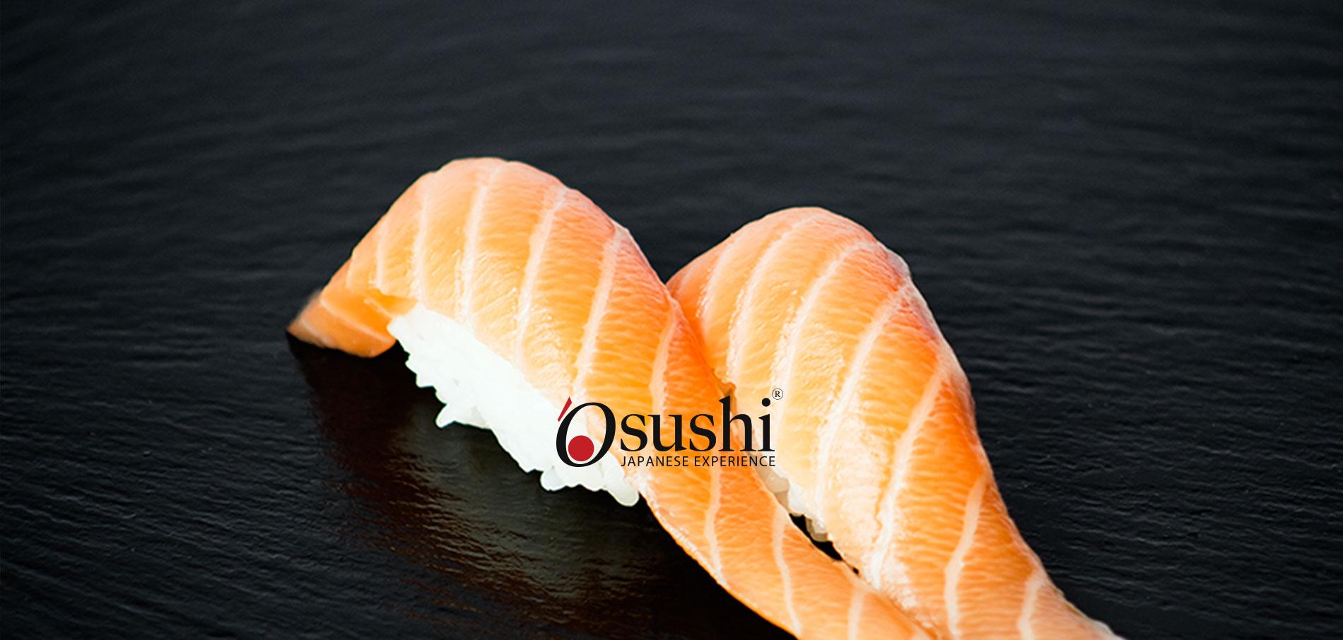 Nigiri del ristorante giapponese di Napoli Osushi