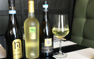 migliori vini bianchi campani