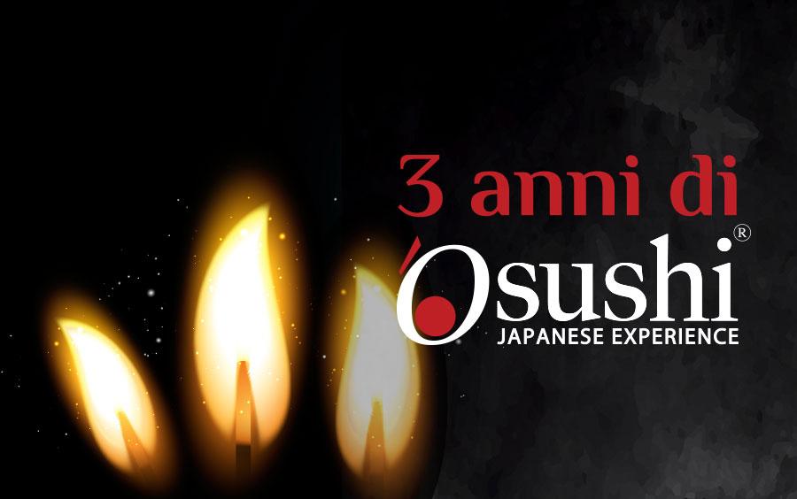 compleanno osushi